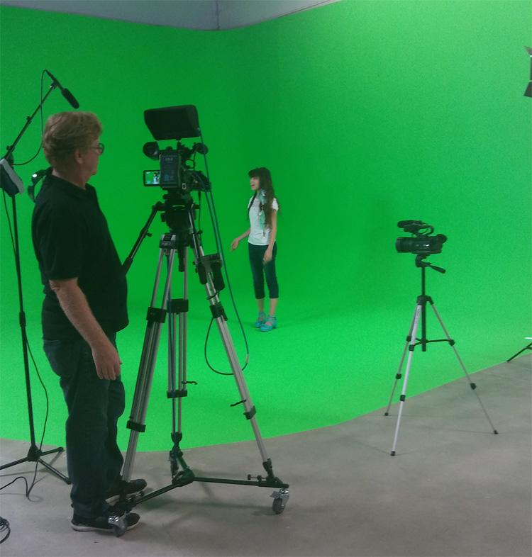 JDS Studio Green Screen