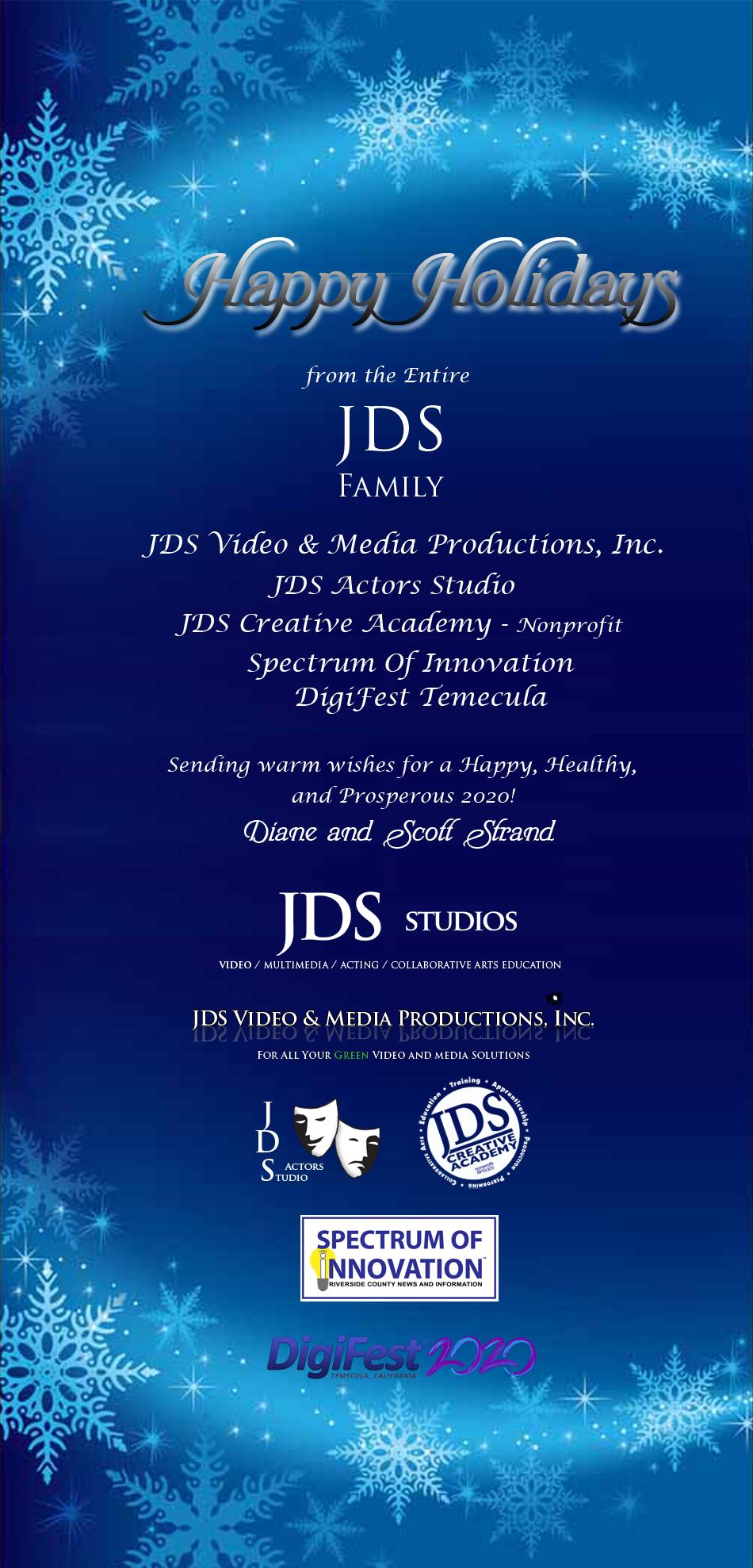 JDS Studios Happy Holidays-2019