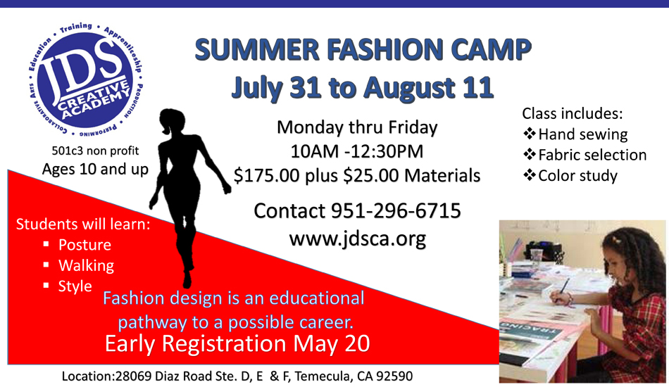 JDSCA Fall 2016 Enrollment