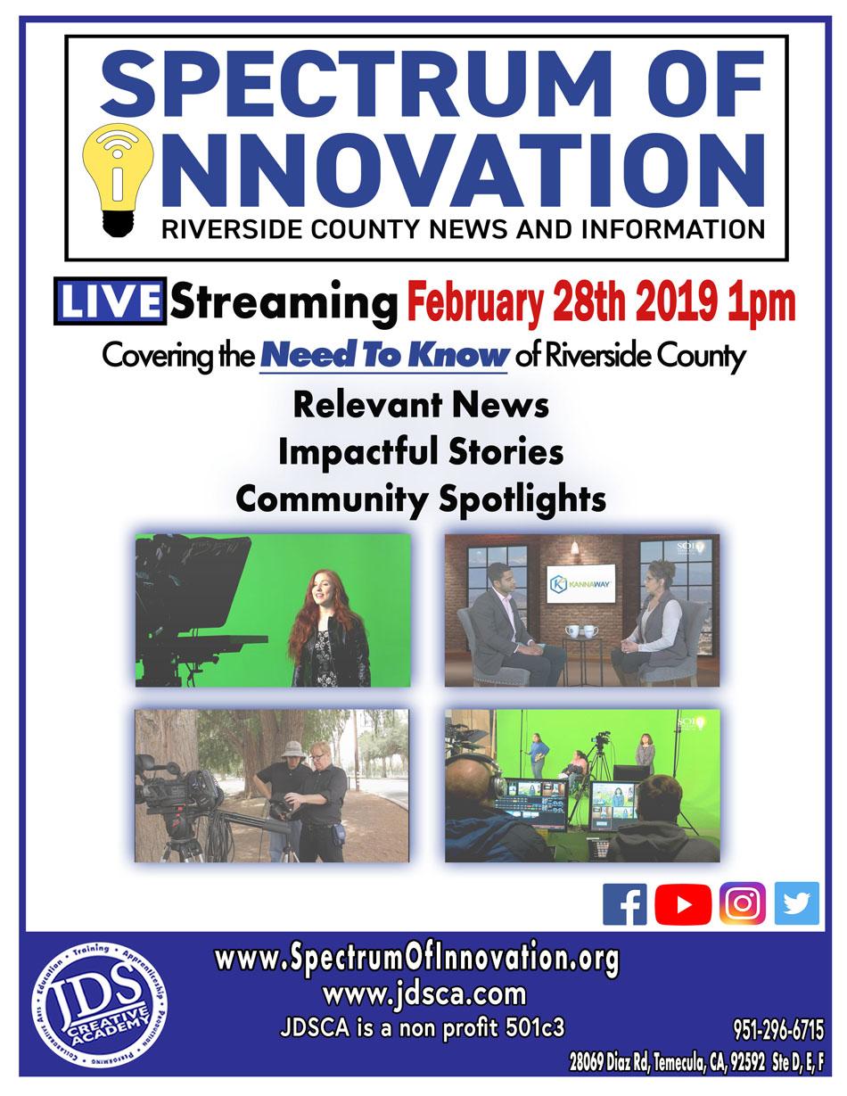 SOI Live Stream Launch