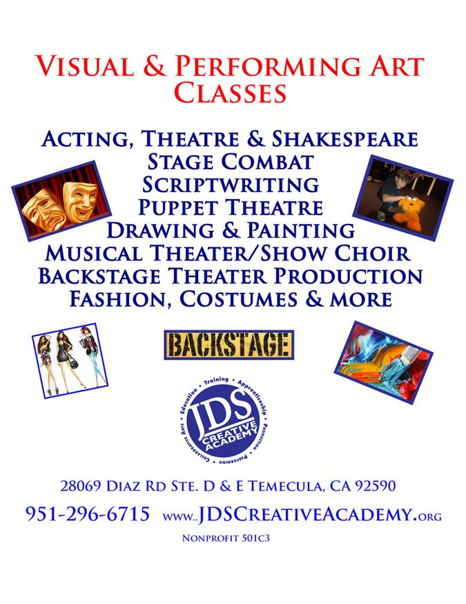 Spring Classes 2016