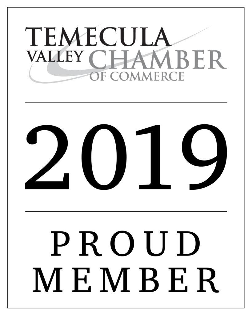 Chamber of Commerce member badge