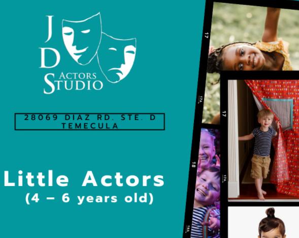 Toddler Acting Classes in Temecula