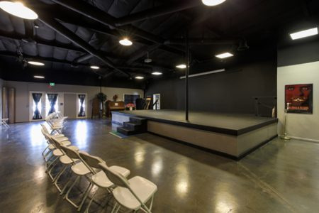 Stage Rental-Acting Classes